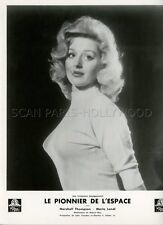 MARLA LANDI FIRST MAN INTO SPACE 1959 VINTAGE LOBBY CARD ORIGINAL #4 BUSTY