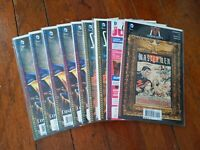 Multiversity **9 ISSUE LOT** (DC 2014) NM - Mastermen, Just