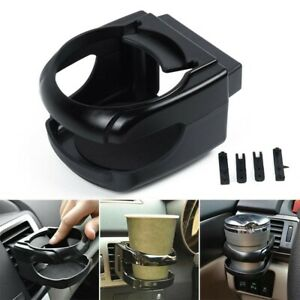 Car Van Air Vent Holds Can Cup Universal Bottle Drink Cup Clip-on Cup Holder