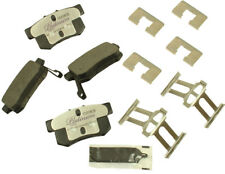 Disc Brake Pad Set-Coupe Rear Autopartsource VP536K