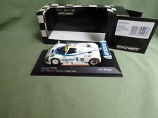 1 43 Minichamps Mazda 787 B #18 24h le Mans 1991 Limited Edition