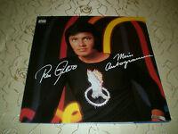 "REX GILDO (LP) -> ""MEIN AUTOGRAMM"" [POSTER COVER / ARIOLA / 1972]"