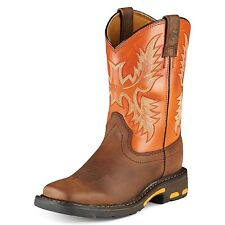 a76bdc423f0 Ariat Brown Clothing, Shoes & Accessories for Kids | eBay