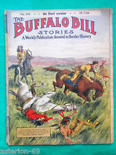 BUFFALO BILL :UN PARD SORCIER 1911 EICHLER FASCICULE 194 WILLIAM CODY