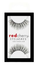 Red Cherry #107 Lashes - 100% Human Hair False Eyelashes - High Quality Lashes!