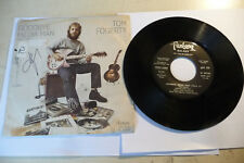 "TOM FOGERTY(CCR)""GOODBYE NEDIA MAN-DISCO 45 GIRI FANTASY Italy 1974"""