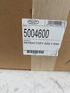 5004600 500-4600 VERMONT CASTINGS DEFIANT ENCORE REFRACTORY ASSEMBLY (OEM)