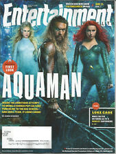 Entertainment Weekly Magazine (June 22, 2018) EXCLUSIVE FIRST LOOK AT AQUAMAN