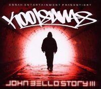 KOOL SAVAS - DIE JOHN BELLO STORY 3  CD NEU