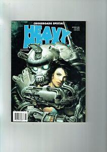 Heavy Metal Magazine Crossroads Special Spring 1999 Juan Gimenez VFN- / VFN+  T1