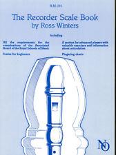 Ross Winters Grabador Escala Libro nm194