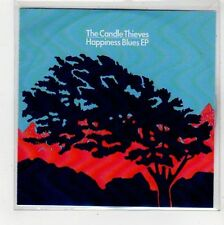 (FU982) The Candle Thieves, Happiness Blues EP - 2010 DJ CD