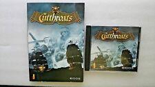Cutthroats  Classic Pirate PC Big Box Edition Contents