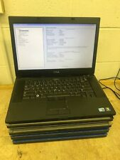 LOT OF 5 - Dell Latitude E6510 Laptops - Intel Core i5 2.4GHz 2GB DVDRW - Issues