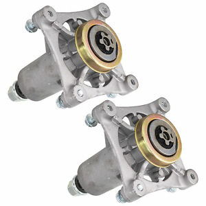 """2 Pack Spindle Assembly for Ariens 42"""" 46"""" Deck 21546299 21549012"""