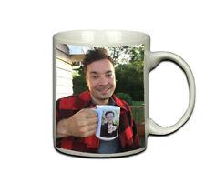 The Tonight Show Jimmy Fallon Justin Timberlake Ultimate Inception Coffee Mug