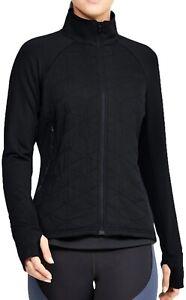 Under Armour ColdGear Reactor Insulated Womens Running Jacket - Black