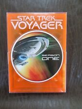 Star Trek: Voyager - The Complete First Season (DVD, 2004, 5-Disc Set)-