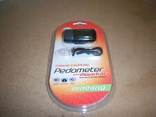 Sportline Pedometer Calorie Counting Step Track w/MoveTrac NEW/SEALED