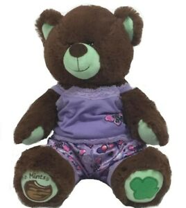 Build-A-Bear Girl Scout Cookie Bear with Outfit