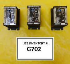 Rorze RD-026MSA 2 Phase Micro Step Driver Reseller Lot of 3 Used Working