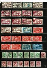 IRELAND /  NICE SELECTION of 39  STAMPS   / IRE-735