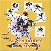 Soundtrack - Seven Brides for Seven Brothers [CBS] (OST) (CD 2005) New/Sealed