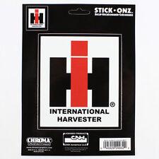 International Harvester IH Logo Landmaschinen Emblem Aufkleber Decal Sticker NEU