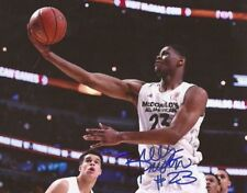 Billy Preston Kansas Jayhawks signed 8x10 photo 2018 NBA Draft 2