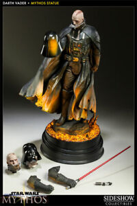 Brand New Sideshow Exclusive Star Wars Darth Vader Mythos Polystone Staute MISB
