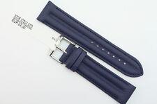 MORELLATO: Uhrenarmband 22mm Blau Kalbsleder  UVP 24€  -38%