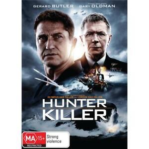 Hunter Killer (DVD, 2019)