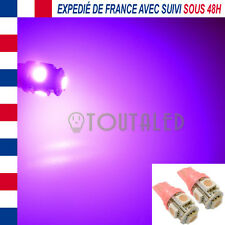 100 LEDs 5mm roses 3000 MCD pink LED rose pc Modding voiture Meubles voiture éclairage