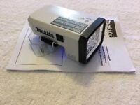 New Makita LXT DML186 18V 18 Volt  LED Flashlight Cordless (6 LED BULBS)
