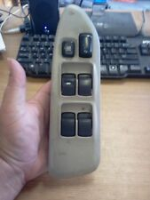 03-06 MITSUBISHI LANCER DRIVER WINDOW SWITCH