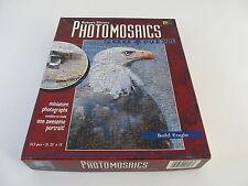 Robert Silvers Photomosaics Bald Eagle Jigsaw Puzzle 21.25 x 15 Pre-assembled