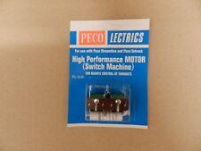 H0: PECO PL-10W High Performance Motor, Doppelspulen-Weichenantrieb
