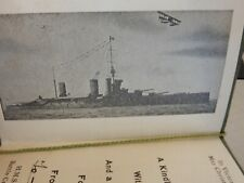 More details for hms lion ww1 christmas card around period escorting germans scapa flow