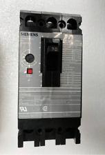 SIEMENS ED63A030 CIRCUIT BREAKER 30 AMPS 3 POLE 600 VAC TYPE ED6-ETI NEW