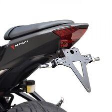 Kennzeichenhalter Heckumbau Yamaha MT-07 verstellbar adjustable tail tidy