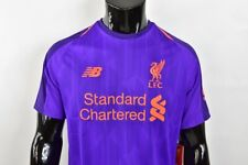 The Reds New Balance Liverpool FC 2018-2019 Away Shirt SIZE M (adults)