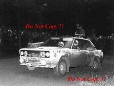 Walter Rohrl ALITALIA FIAT 131 ABARTH RAC Rally 1979 fotografia 3