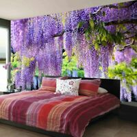 Bedroom Wall Murals 3d Custom Floral Wallpaper Living Room Background Wallpapers