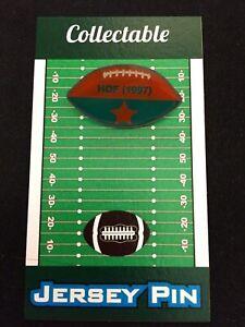 Miami Dolphins Don Shula football lapel pin-Classic Collectible-Gridiron Legend