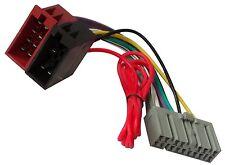 Adaptateur faisceau câble ISO pour autoradio compatible Toyota Land Cruiser 120