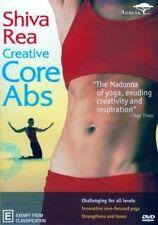 Shiva Rea Creative Core ABS DVD PAL Region 4 Aust Post