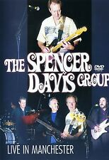 SPENCER DAVIS GROUP - Live In Manchester - DVD