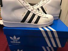 quite nice 8b28e 44e1d adidas Big Kids Originals Pro Model J Fashion Sneaker Size 6