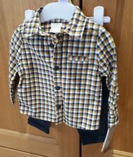 BNWT Mamas and Papas Baby Boy 2 piece outfit 3-6 months