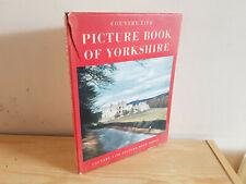 Das Schwarzwild lifepicture Buch Yorkshire - 1st ED 1957 in Staub Jacke-W